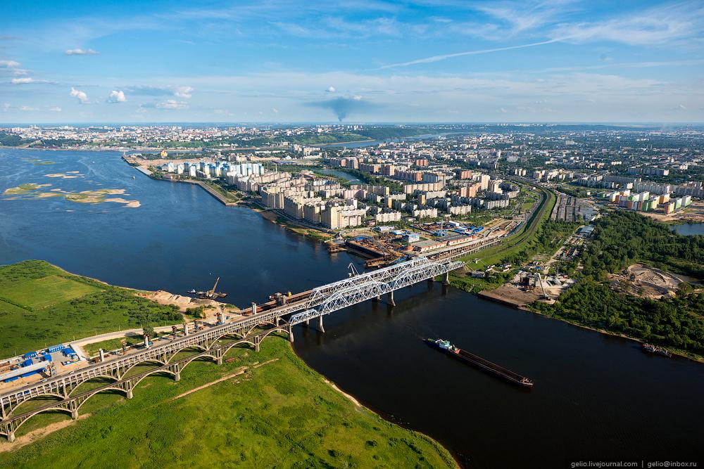 Г нижний новгород фото города