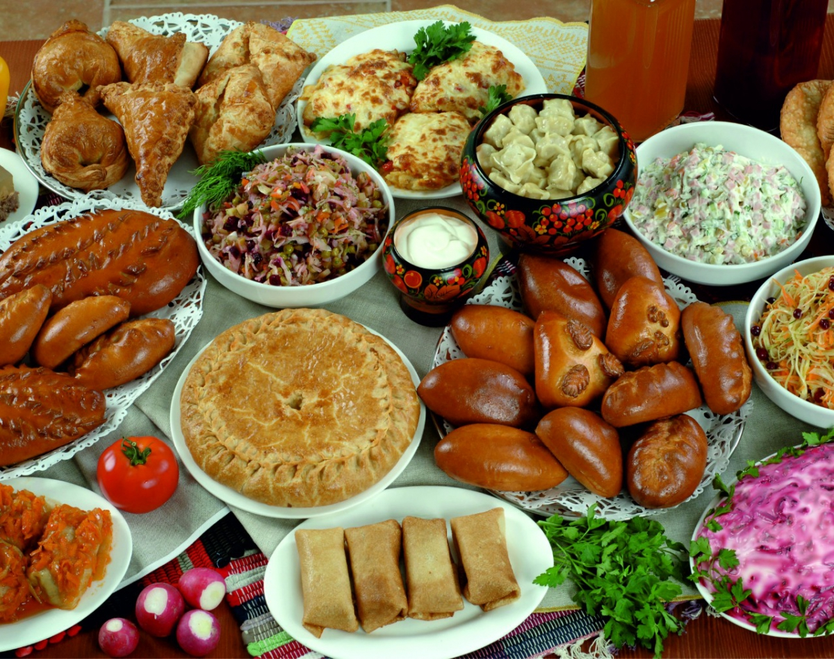Национальные блюда с картинками