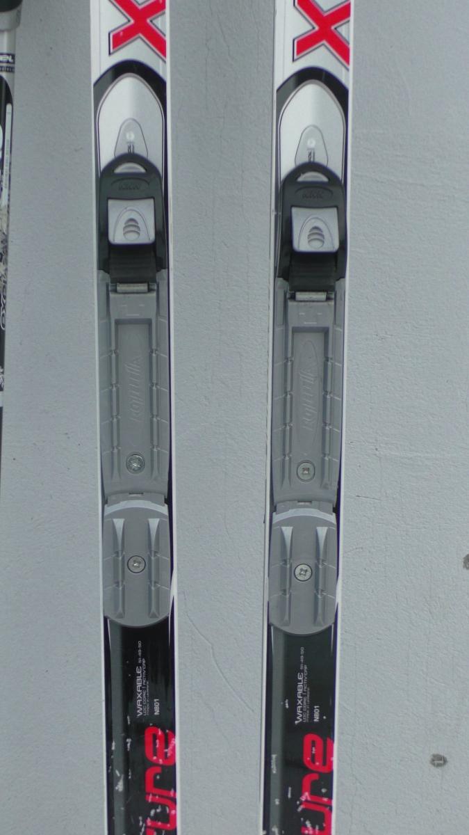 Комплект беговые лыжи с ботинками ROSSINGOL — Твой Бор – сайт города ... 3635e859e45